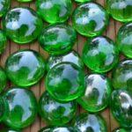 Perles décoratives pour jeu des jetons